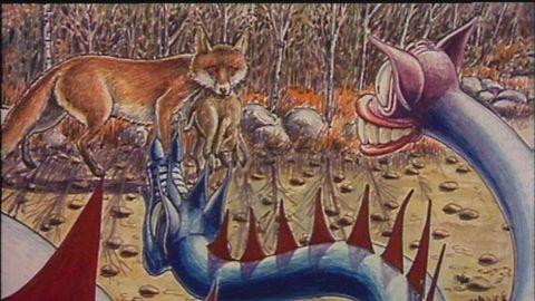 Avsnitt 2 av 5: Hur draken fick makt över hela skogen