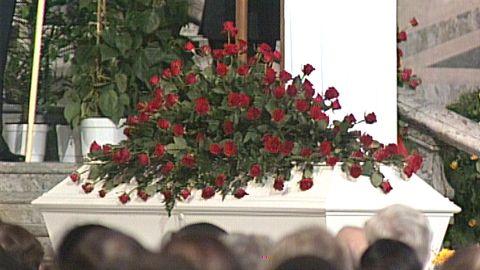 Olof Palmes begravning