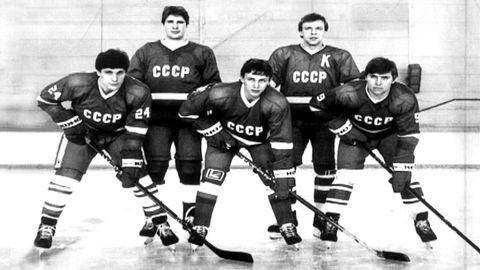 CCCP hockey