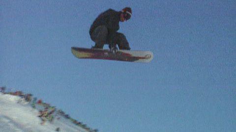 Avsnitt 1 av 4: Snowboard