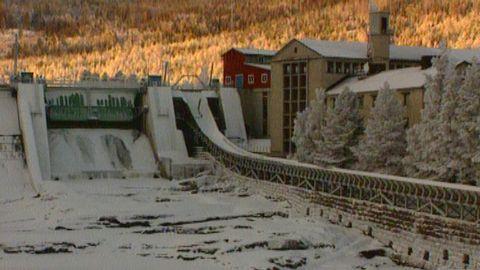 Avsnitt 7 av 9: Hammarforsens kraftverk