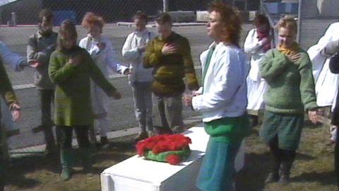 Ettårsdagen av Tjernobylolyckan