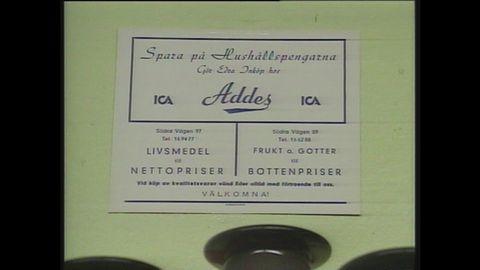 Matbutiker i Värmland och i Stockholm