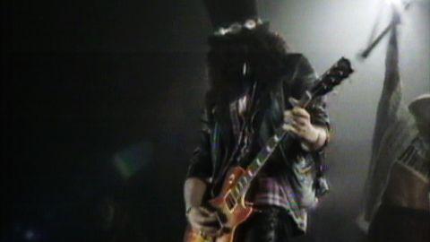 Guns N' Roses i Stockholm 1991