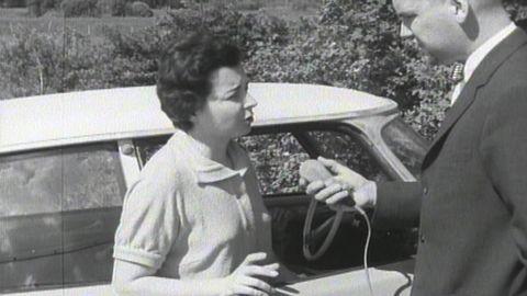 Svenska rallyt till midnattssolen 1960