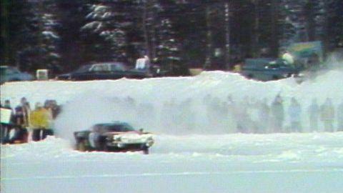 Svenska rallyt vintern 1977