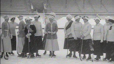 Kronprinsessans hockeyklubb på Stadion