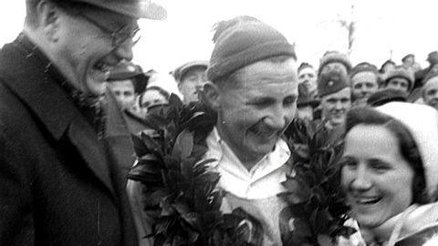 Vasaloppet 1945