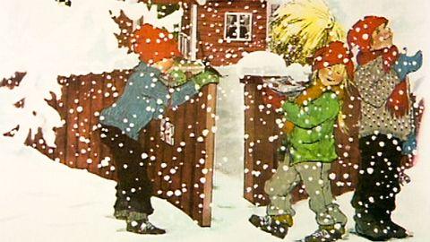 Jul i Bullerbyn / I skymningslandet