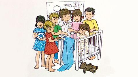 Barnens dag i Bullerbyn / Allrakäraste syster