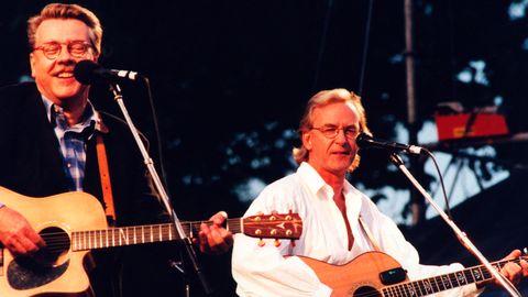 Progg på väg - Hoola Bandoola Band 1996