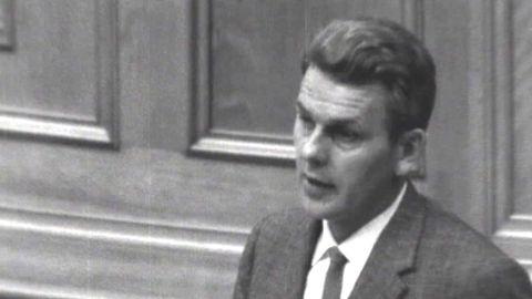 Avsnitt 103 av 200: Thorbjörn Fälldin 1963