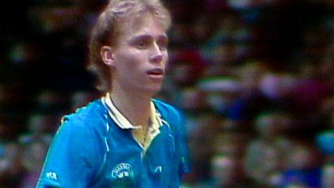 EM 1986 i Prag - singelfinal