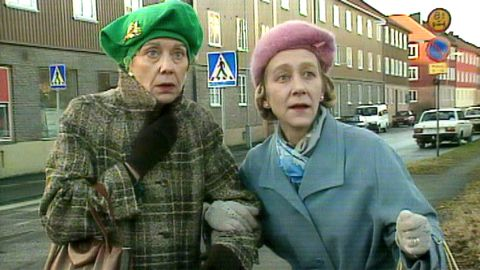 Alfhild och Ortrud