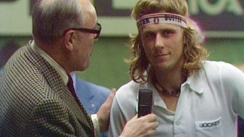 Avsnitt 4 av 5: Match 4: Björn Borg - Jan Kodes
