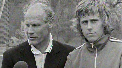Intervju med 15-årig Björn Borg 1972