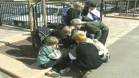 Pokémonförbud på skola
