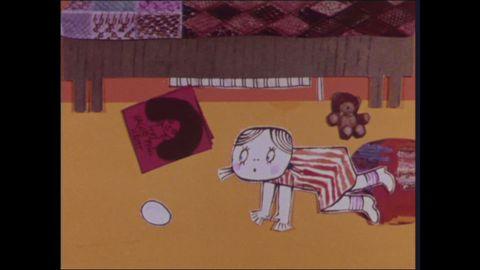 Avsnitt 8 av 20: Lilla Anna leker med bollar