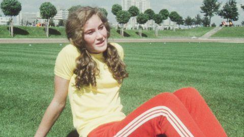 Intervju med Linda Haglund inför OS 1972