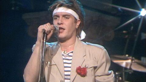 Duran Duran och Dan Hylander