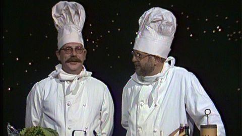 Werner och Werner lagar biomat