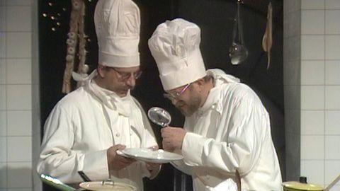Avsnitt 60 av 200: Werner och Werner lagar bantningsmat
