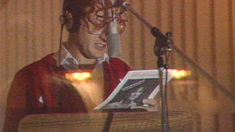 Carl Bildt sjunger