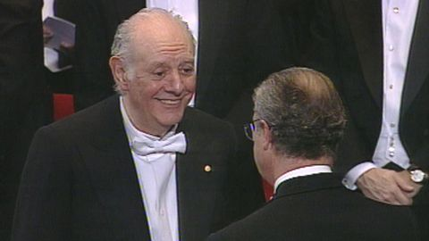 Avsnitt 108 av 200: Dario Fo får Nobelpriset 1997