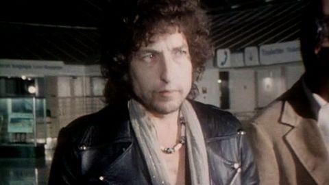 Bob Dylan i Sverige 1978
