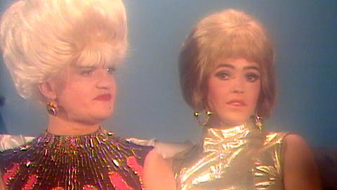 Barbie och Cia Berg