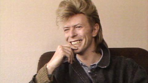 David Bowie i Sverige 1987