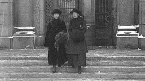 Avsnitt 94 av 200: Riksdagens första sammanträde 1922