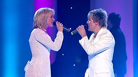 Final: Melodifestivalen 2003