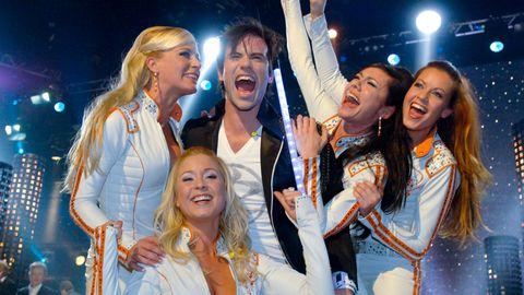 Finalen: Melodifestivalen 2005