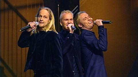 Melodifestivalen 1997