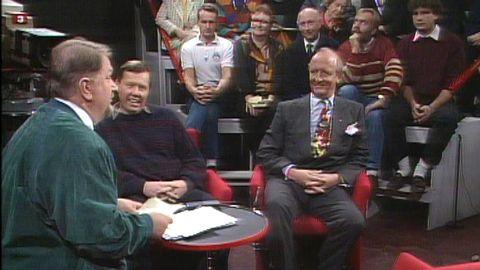 Avsnitt 13 av 16: Bert Karlsson och Ian Wachtmeister