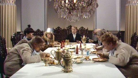 Avsnitt 5 av 13: Menuett och spaghetti