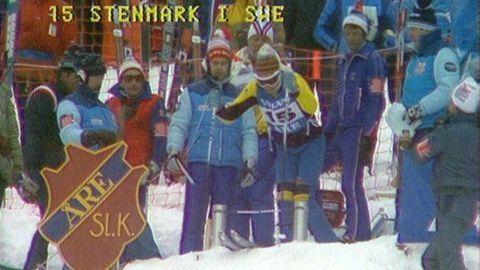 Avsnitt 2 av 2: Herrarnas slalom 1979 i Åre