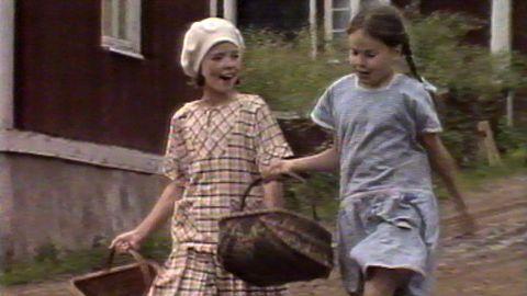 """Inspelning av """"Alla vi barn i Bullerbyn"""""""