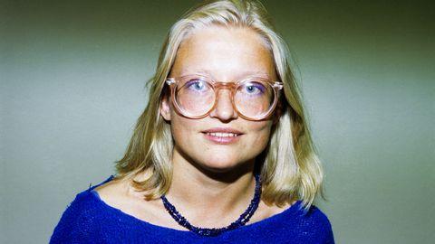Det är utrikesministern, det är Anna Lindh