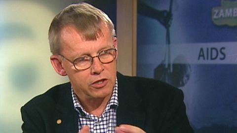 Hans Rosling om aids