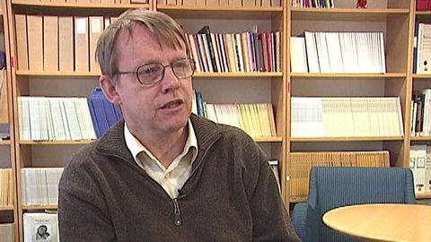 Hans Rosling på Karolinska