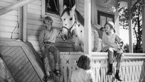 Bakom kulisserna Pippi Långstrump