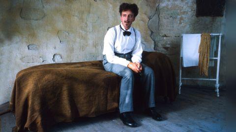 August Strindberg ett liv