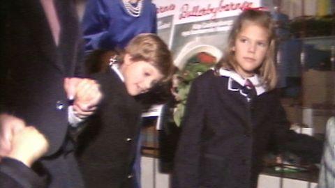 """Premiär för """"Alla vi barn i Bullerbyn"""" 1986"""