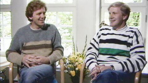Claes och Anders Eriksson