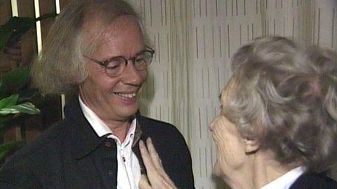 Ulf Stark får Astrid Lindgren-priset 1993