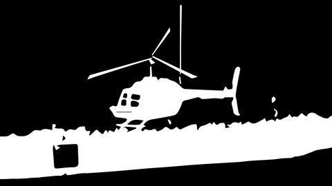 Helikopterrånet i Västberga - kollage