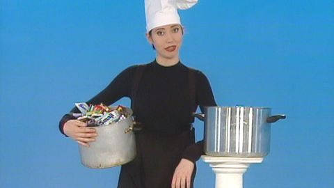 Avsnitt 1 av 10: Ika lagar mat
