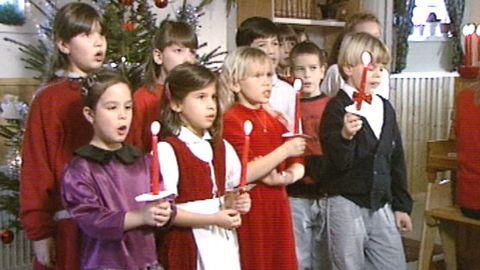 Julen är... - Joulu on...